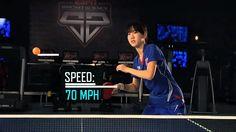 Sport Science - Table Tennis