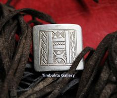 A Tuareg Berber ring from the Sahara desert. African ethnic, a Boho tribal handmade piece of jewellery. Berbere Ethnic,tribal, Maroc,Niger by Timbuktugallery on Etsy