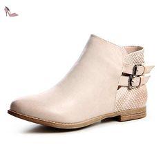 topschuhe24, Bottes pour Femme - gris - gris, 39 - Chaussures topschuhe24  (*Partner-Link) | laura | Pinterest