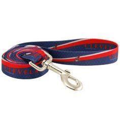 Cleveland Indians Dog Leash from RadioFence.com  $19.95 (http://www.radiofence.com/cleveland-indians-dog-leash/)