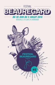 FESTIVAL BEAUREGARD 2016 Chateau De Beauregard - Hérouville-Saint-Clair (14)