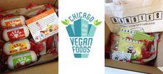 Chicago Vegan Foods: Teese Cheese, Dandies Marshmallows, & Teamptation Vegan Ice Cream