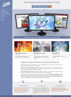 Alib CyMeS - Content Management System http://alib.ad3.eu