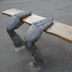 The Most Unusual Benches