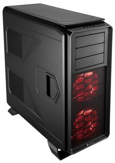 Corsair CC-9011046-WW Graphite Series 730T Full Tower ATX Performance Gaming Computer Case