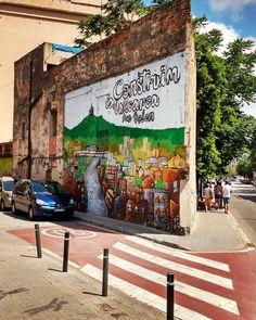 """""""Construim la Vallcarca que volem"""" #vallcarca #barcelona #laotrabarcelona #laltrabarcelona #barcelonaperelsbarcelonins #desdeadentro"""