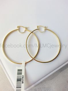 Shop here / Compra aquí: http://mlmcjewelry.tumblr.com/comprabuy  #golden #hoops #earrings #goldplated #mexican #jewelry #jewels #accessories #shoponline #jewelrylove #jewelryoftheday #bijouterie #accesorize