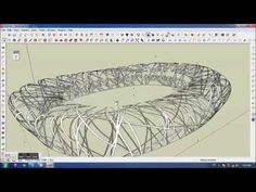 Shape Bender Plugin in SketchUp - YouTube