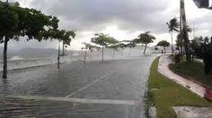 Águas de Pontal: Nível do mar vai acelerar, prevê estudo.