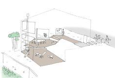 The Frontier House  / Mamiya Shinichi Design Studio