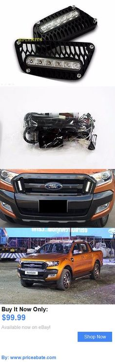 Motors Parts And Accessories: Daytime Running Daylight Light Led For Ford Ranger T6 Mk2 Facelift 2015 2016 BUY IT NOW ONLY: $99.99 #priceabateMotorsPartsAndAccessories OR #priceabate