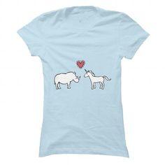 Horny Animal Love T Shirts, Hoodies. Get it now ==► https://www.sunfrog.com/Funny/Horny-Animal-Love-LightBlue-Ladies.html?57074 $19