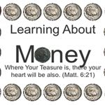 Learning About Money Folder Game/Lapbook - learning about giving. Teaching Kids Money, Math Manipulatives, Folder Games, Sunday School Lessons, Giving, Good To Know, Wise Words, Bible Verses, Education