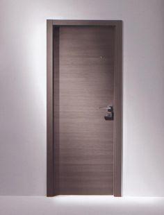 Porta tamburata della collezione DESIGN. porte Piacenza Lodi