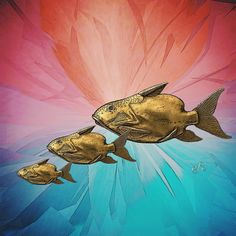 The Golden Fish of Wellbeing