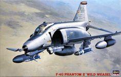 F-4G Wild Weasel, Hasegawa