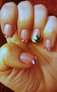 My Christmas Nails! :) Merry Xmas!!!