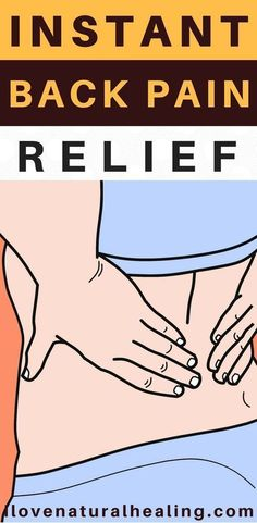 Lower Back Pain Treatment for Instant Back Pain Relief - Here is the video that shows one of the back pain therapy acupressure points that you could apply to get almost instant back pain relief. #BackPainRemedy
