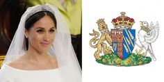 The Meaning Behind Meghan Markle's New Coat of Arms- TownandCountrymag.com