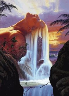 cabelo de água