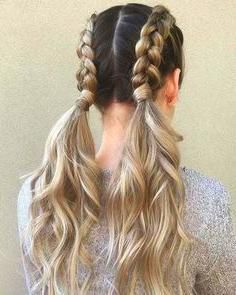 Crazy Hair Day Cute Hairstyles For Teens Hair Styles Cute Hairstyles Long
