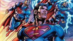 Superman DC la rinascita dell'Uomo d'Acciaio