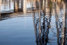 #caminito #reflejo #puente #riachuelo