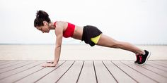 You just might beg for a regular plank again after trying these tough upgrades.