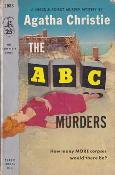 18 Best Abc Murders Images Hercule Poirot Agatha Christie S