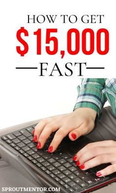 Do want a personal loan for bad credit? Check out these loan sites which will give you up to $15,000 fast approval loan for bad credit. You will also get tools to test your credit score and financial management tips!