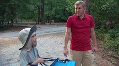 Todd and Chase are forced to experience the great outdoors when Grayson insists on going camping.