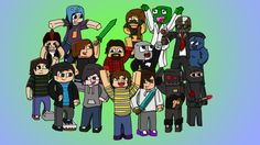 cube+smp+images | The Cube SMP Group! by Azaleacheese
