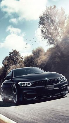 Nice BMW 2017- Cool BMW 2017- Awesome BMW 2017: BMW M4 F82 BLACK TUNING... Future cars Check m... Cars World