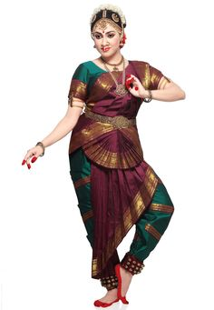 indian classical dance costumes - Google Search
