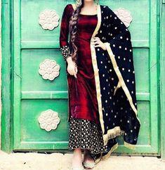 Latest Punjabi Suits Design, Latest Suit Design, Dress Indian Style, Indian Dresses, Indian Outfits, Indian Wear Rajasthani Dress, Rajputi Dress, Jaipur, Color Combinations, Sari, Suits, Model, Dress Ideas, Dresses #suitdesign #colourcombination #punjabisuits #punjabisuit #contrastcolour #colorcombination Colours Combination Ideas Suits Kurti Dress New Colour Combination For Punjabi Suits Fashion Trends contrast colour combination for lehenga,peach colour combination dresses Indian Designer Suits, Punjabi Suits Designer Boutique, Punjabi Suits Party Wear, Party Wear Lehenga, Party Wear Dresses, Party Dress, Wedding Dresses, Punjabi Fashion, Indian Fashion