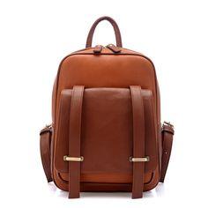 Vintage Style Backpack-blown