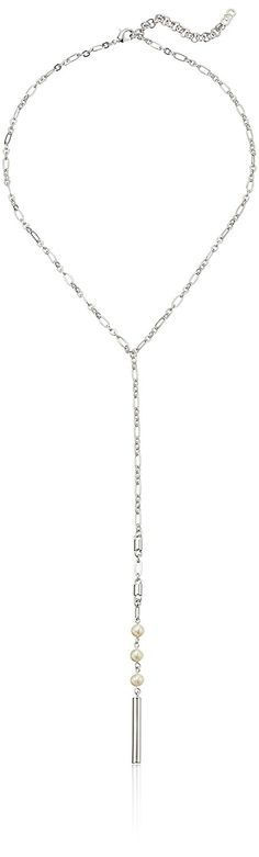 Cole Haan 'Fresh Water Pearls' Y-Shaped Necklace, 16' >>> Want additional info? Click on the image.