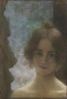 Henri Gervex - Portrait de Cléo de Mérode