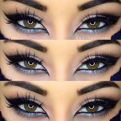 Gorgeous Cat Eye Makeup Ideas picture 2
