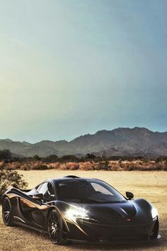 McLaren P 1. World best cars.