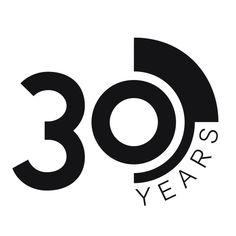 DALI 30th Anniversary Logo