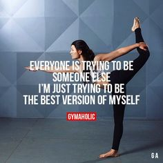 Everyone Is Trying To Be Someone Else