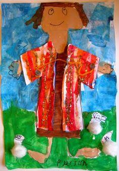 Joseph and the coat