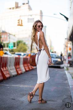 NewYorkSS15Day4, Candice Swanepoel September 8 2014
