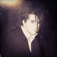 #TheCure #SimonGallup You are one handsome bastard Simon. Jeezus.