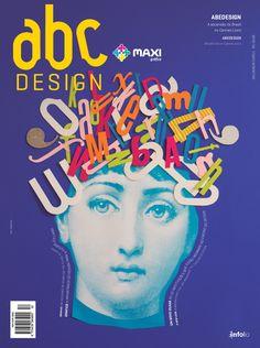 Capa da edição 52 da Revista abcDesign