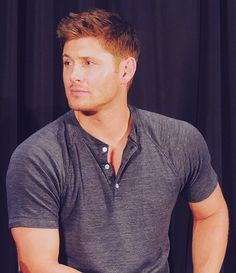 Jensen Ackles.. yes.