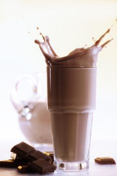 Peanut Butter Cup Protein Shake...yes, please!