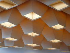 IwamotoScott lobby at One Kearny: isar getting real, making beautiful things