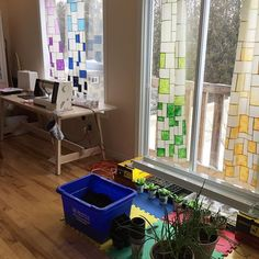 My son's gardening is encroaching my studio space. I'm glad he has a productive hobby and it gives hope on days like today when snow is blowing outside. Easy Hobbies, Cheap Hobbies, Hobbies For Women, Hobbies To Try, Hobby Lobby Sales, Finding A New Hobby, Log Cabin Quilts, Diy For Men, Hobby Horse